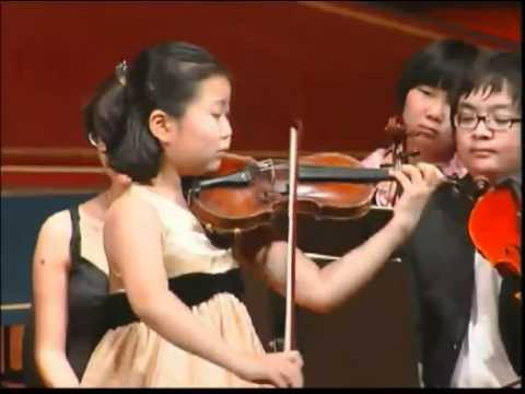 Soo-Been Lee - Vivaldi Four Seasons - Summer