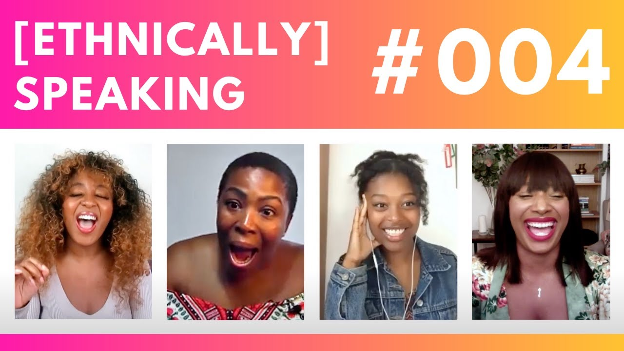 China Investing in Africa, BAME, Polyamorous Relationships & First Dates | ETHNICALLY SPEAKING 4