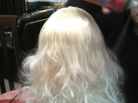 asmr rp scalp massage / hair play/ comb / brush / spray ...