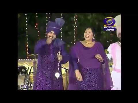Bahmani Di Poochh - ਬਾਹਮਣੀ ਦੀ ਪੂਛ - (Hakam Bakhtari Wala & Daljit Kaur)