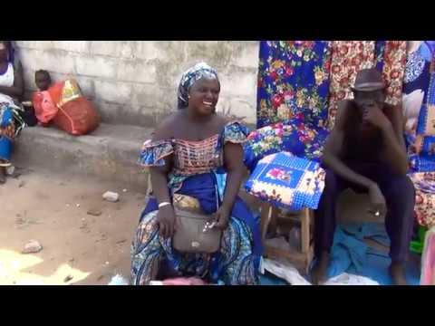 Serekunda Market Gambia