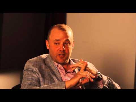 David Dussault (P1 Ventures) at Startup Grind Albany