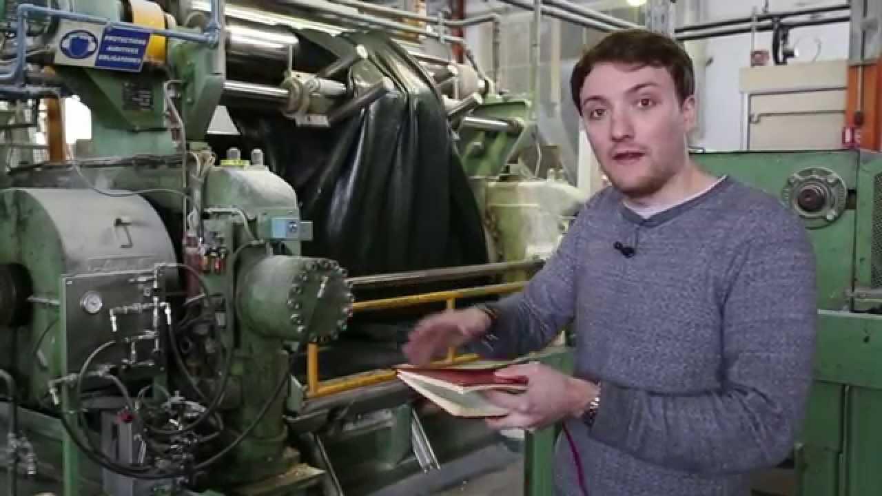 5a5bcf3aed6 Présentation de Aigle   made in France et secret de bottes ! - YouTube
