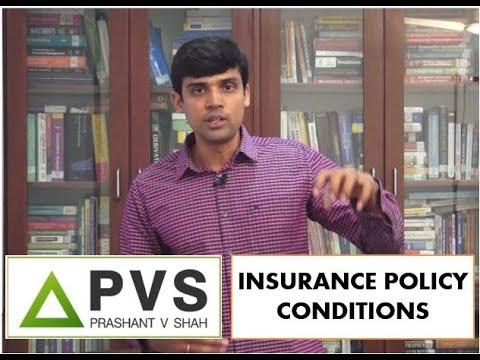 Insurance Planning - 2 | Prashant V Shah