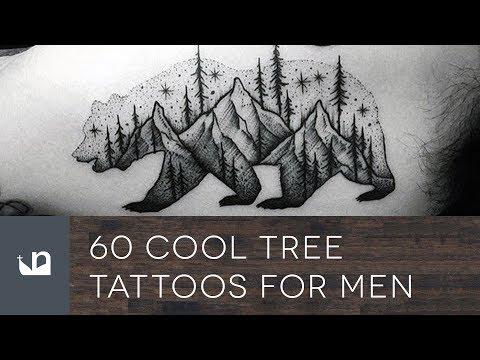 60 Cool Tree Tattoos For Men
