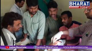 6 Students injured in Road Accident At Wanaparthy District | Bharat Today