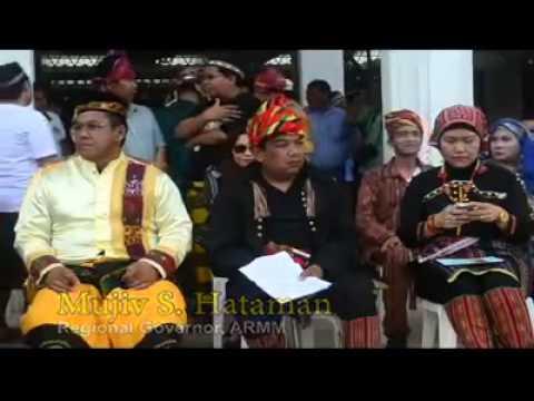 Tribal Villages na kumakatawan sa limang probinsya ng ARMM, tampok sa 25th ARMM Anniversary