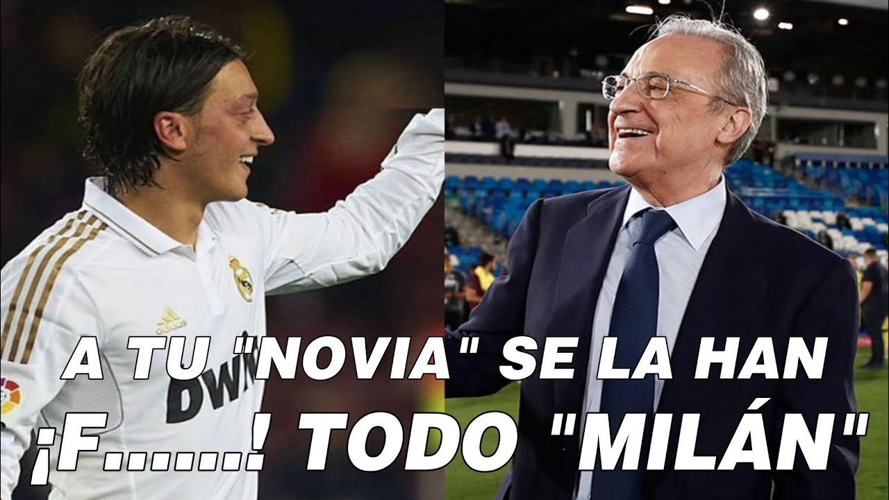 ⚠ Mesut Özil, la Última Víctima de los Audios de Florentino Pérez 💣🔥
