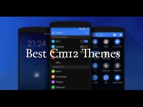 Best 5 Cyanogenmod 12 (CM 12) Themes #1