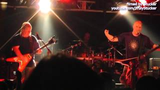 Nile - Sarcophagus (St.Petersburg, Russia, 04.08.2012) FULL HD