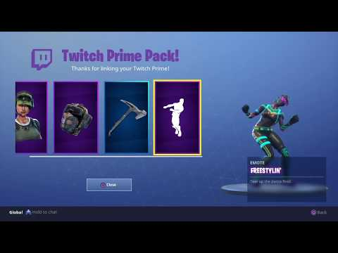 How To Get Twitch Prime Skin For Free