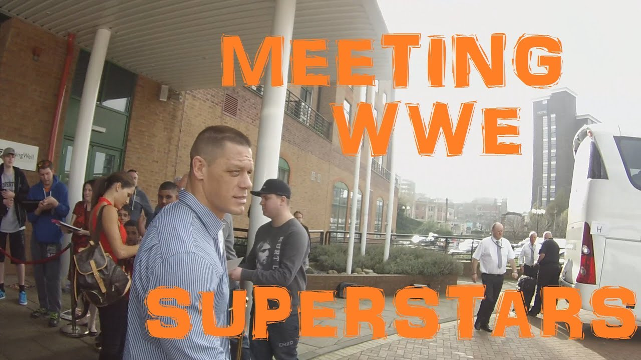 Vlog 4 meeting john cena randy orton seth rollins dean ambrose vlog 4 meeting john cena randy orton seth rollins dean ambrose and other wwe superstars youtube kristyandbryce Choice Image