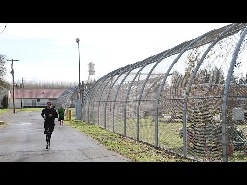 Youth offenders train for first marathon inside Woodburn correctional facility