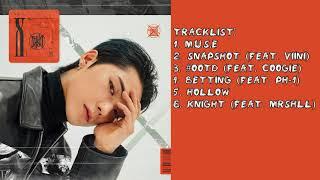 [Full Album] Xydo (시도) – X
