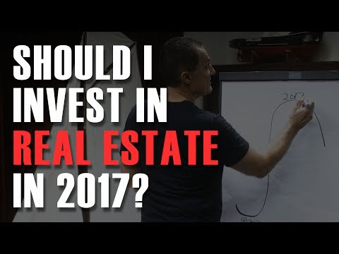 Should I Invest In Real Estate In 2017? With Rod Khleif