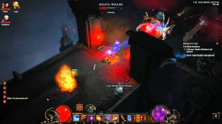 Diablo 3 gameplay walkthrough HD Dual Commentary - Part 19 - Battle with Zoltun Kulle