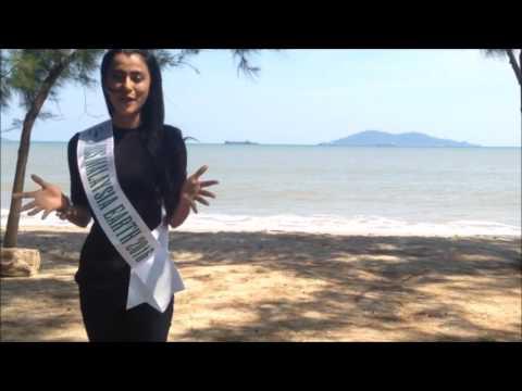 Miss Malaysia Earth 2016 VENISA JUDAH