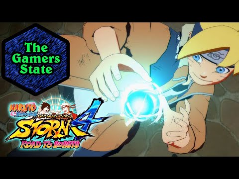 Naruto UNS4 Road to Boruto   The Gamers State  