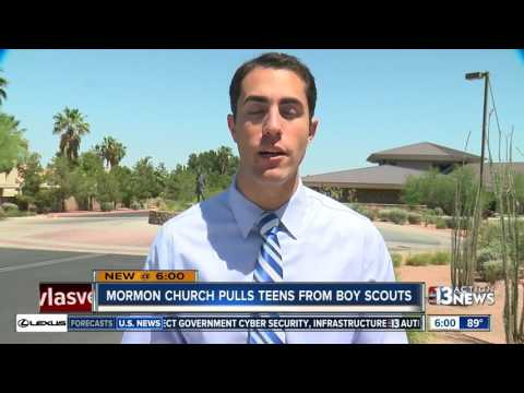 Thousands of LDS teenagers being pulled out of Boy Scouts