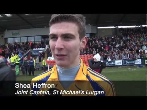 Interviews - St Michael's Lurgan