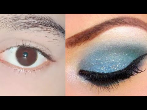 cinderella eye makeup tutorial  disney cinderella makeup