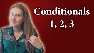 English conditional sentences - first, second, third conditional, zero conditional