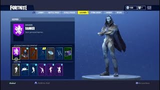 Buying The *BRAND NEW* Omen skin in Fortnite BR!
