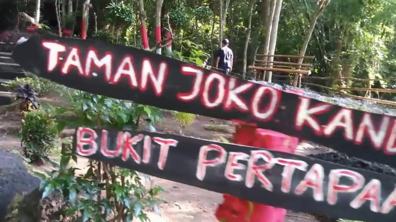Bukit Pertapaan Desa Begelenan Srengat Blitar Youtube