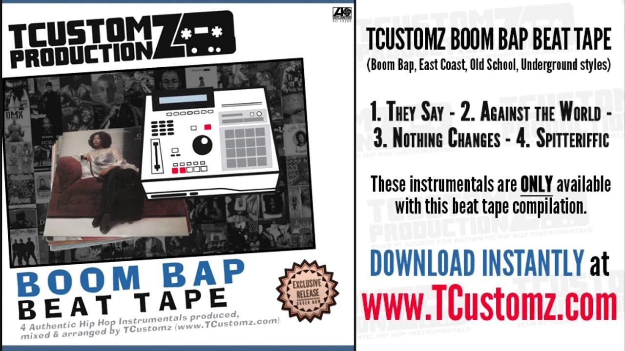 All TCustomz Beat Tapes Bundle (Digital Download) ~ 85% Off!