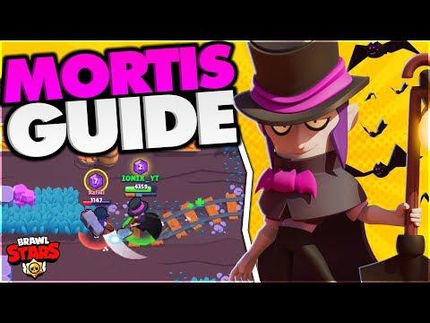How to Play Mortis - Advanced Mortis Guide - Brawl Stars