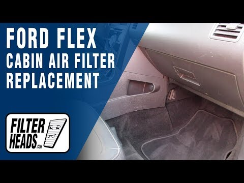 2013 ford flex fuel filter how to replace cabin air filter 2013 ford flex youtube  replace cabin air filter 2013 ford flex