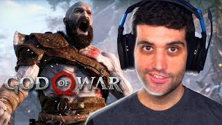 Propaganda ÉPICA de God of War e Assassin's Creed na Grécia