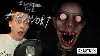 JACKSON TY &%!@* | ESCAPE THE AYUWOKI | HORROR TIME | ASASYN08