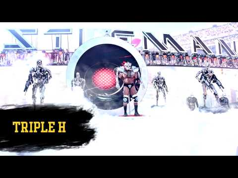 2015: Triple H 22nd WWE Theme Song  The Game 4th WWEEdit wTerminator Intro + Download Link