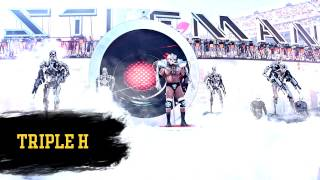 "2015: Triple H 22nd WWE Theme Song - ""The Game"" (4th WWE-Edit) (w/Terminator Intro) + Download Link"
