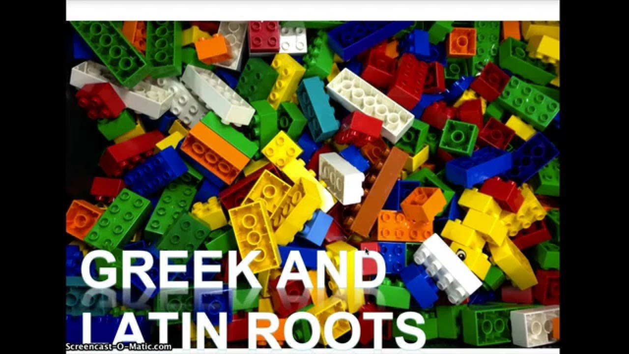 Httpwww Overlordsofchaos Comhtmlorigin Of The Word Jew Html: Greek And Latin Roots Intro.