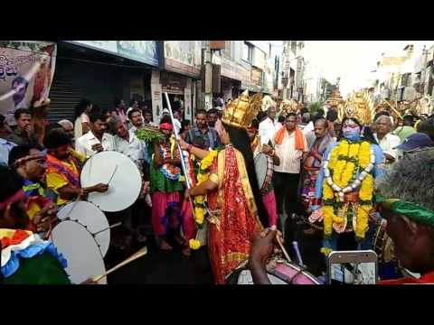 Tirupati Gangamma Jathara 2017 Video's