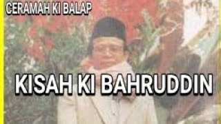 Ki Balap Kisah Ki Bahruddin Full Youtube