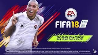 FIFA 18 FUT ICONS - Ronaldo Nazário, Maradona, Henry, Yashin, Pelé (Xbox One X)