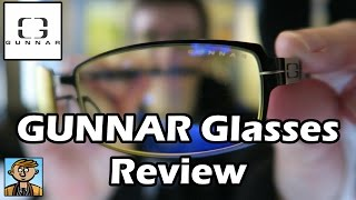 GUNNAR Glasses Review - Standard & RX Prescription Lenses