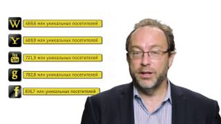 Jimmy Wales fro PlanB: Money is not the best motivator for creating a new business