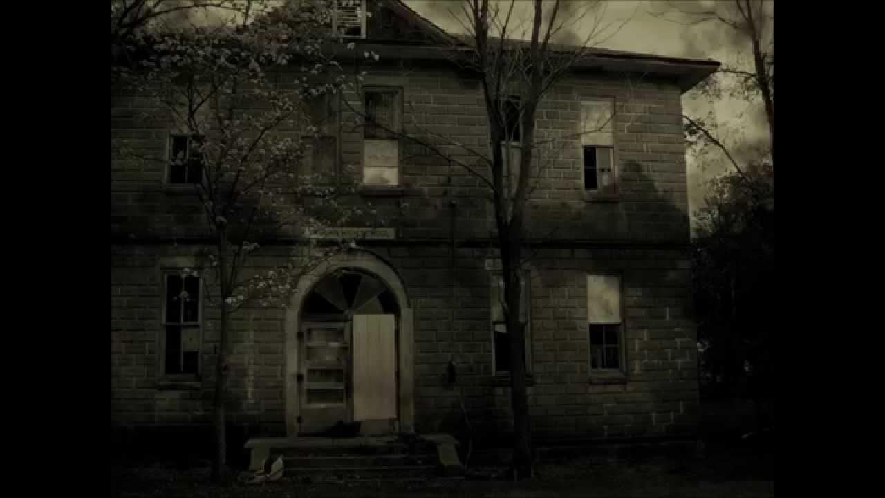 El Purgatorio V La casa encantada Efectos de terror  YouTube