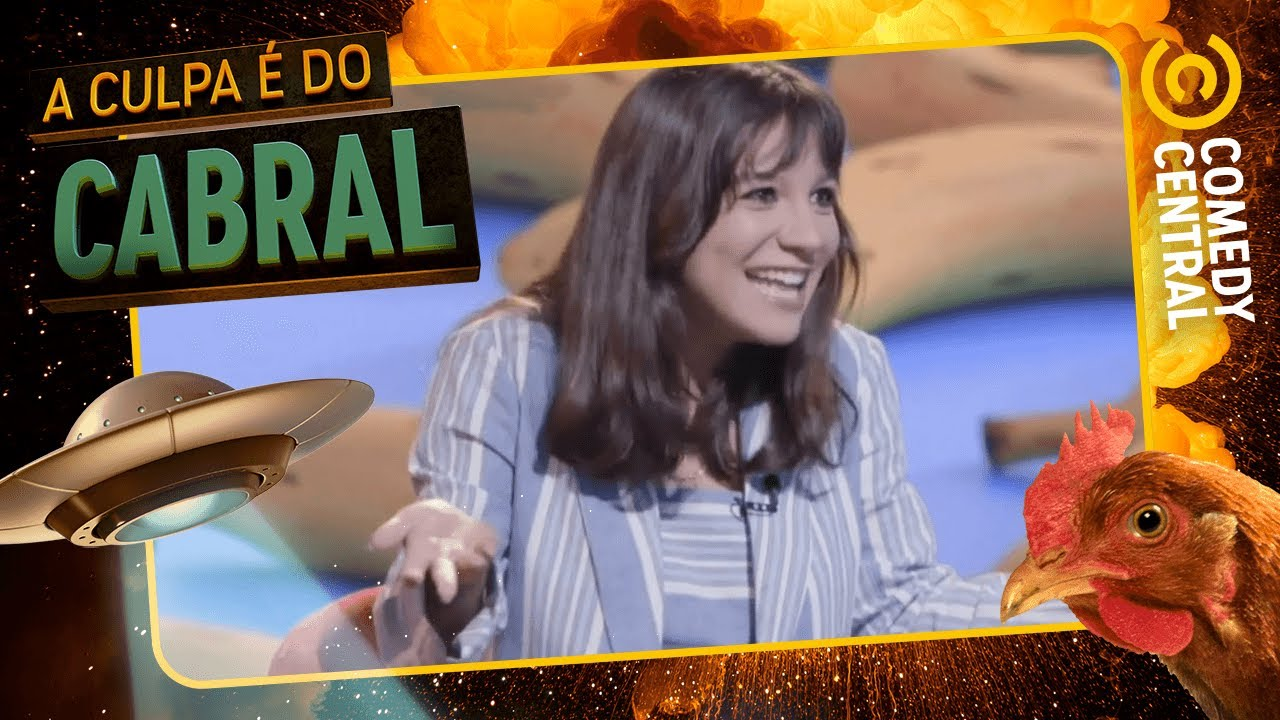 Os agudos de Priscilla | A ****lpa É Do Cabral no Comedy Central
