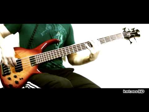 Jamiroquai -  Canned Heat (bass cover)