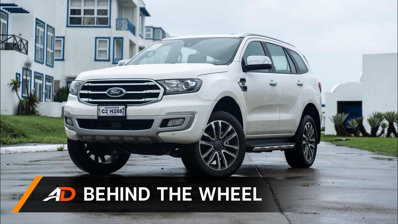 2020 Ford Everest Biturbo Review Behind The Wheel Youtube
