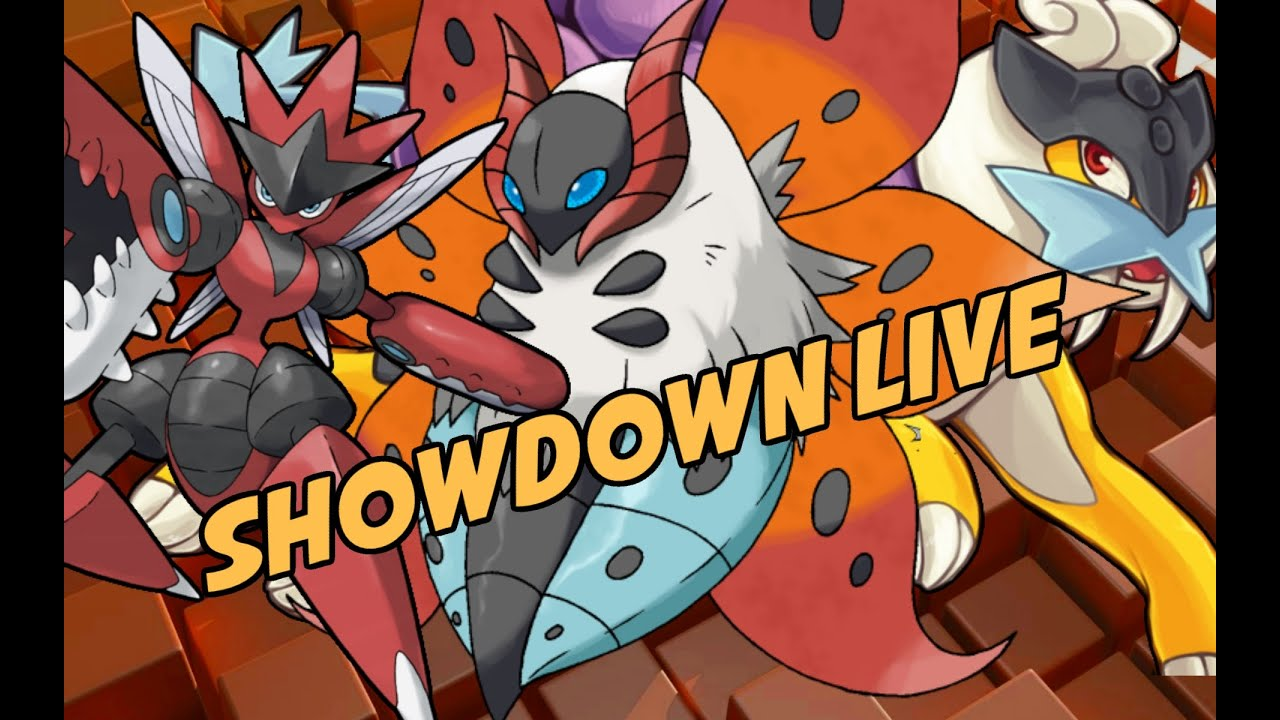 Pokemon Showdown Live:...