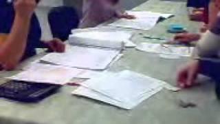 В ИШИМЕ при подсчете по спискам избирателей запрещали(, 2011-12-06T08:52:49.000Z)