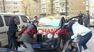 Беспредел и драки на дорогах! часть 2