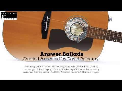 David Rotheray - Roxanne's Song (feat. Kathryn Williams)