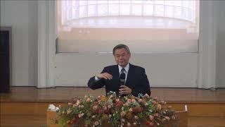 20180826浸信會仁愛堂主日信息_蔡瑞益院長